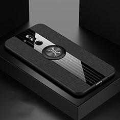 Funda Silicona Ultrafina Goma 360 Grados Carcasa C08 para Huawei Mate 20 Lite Negro