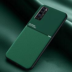 Funda Silicona Ultrafina Goma 360 Grados Carcasa para Huawei Nova 7 Pro 5G Verde