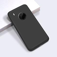 Funda Silicona Ultrafina Goma 360 Grados Carcasa para Huawei Y9a Negro