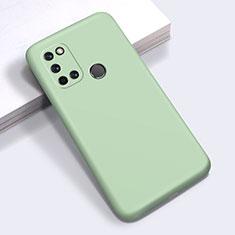 Funda Silicona Ultrafina Goma 360 Grados Carcasa para Realme C17 Verde