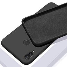 Funda Silicona Ultrafina Goma 360 Grados Carcasa para Xiaomi Redmi 7 Negro