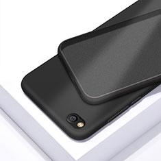 Funda Silicona Ultrafina Goma 360 Grados Carcasa para Xiaomi Redmi Go Negro