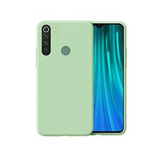 Funda Silicona Ultrafina Goma 360 Grados Carcasa para Xiaomi Redmi Note 8 Verde