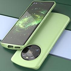 Funda Silicona Ultrafina Goma 360 Grados Carcasa S01 para Huawei Mate 40 Pro Menta Verde