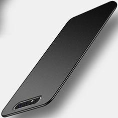 Funda Silicona Ultrafina Goma Carcasa C01 para Samsung Galaxy A80 Negro