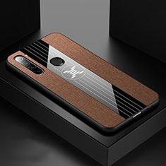 Funda Silicona Ultrafina Goma Carcasa C01 para Xiaomi Redmi Note 8T Marron
