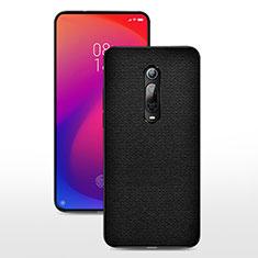 Funda Silicona Ultrafina Goma Carcasa C04 para Xiaomi Mi 9T Pro Negro