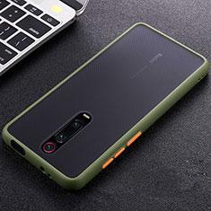 Funda Silicona Ultrafina Goma Carcasa C05 para Xiaomi Mi 9T Pro Verde