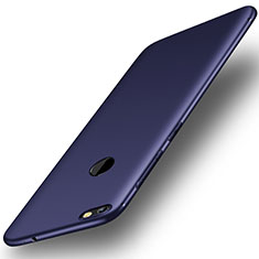 Funda Silicona Ultrafina Goma Carcasa S01 para Huawei Enjoy 7 Azul