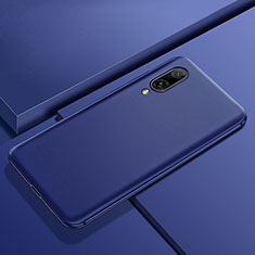 Funda Silicona Ultrafina Goma Carcasa S01 para Huawei Enjoy 9 Azul