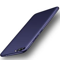 Funda Silicona Ultrafina Goma Carcasa S01 para Huawei Honor 10 Azul