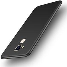 Funda Silicona Ultrafina Goma Carcasa S01 para Huawei Honor 5C Negro