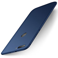 Funda Silicona Ultrafina Goma Carcasa S01 para Huawei Honor 8 Pro Azul