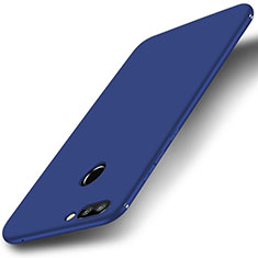 Funda Silicona Ultrafina Goma Carcasa S01 para Huawei Honor 9i Azul
