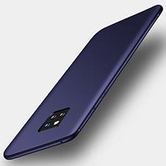 Funda Silicona Ultrafina Goma Carcasa S01 para Huawei Mate 20 Pro Azul