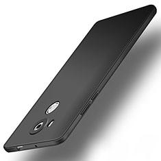 Funda Silicona Ultrafina Goma Carcasa S01 para Huawei Mate 8 Negro