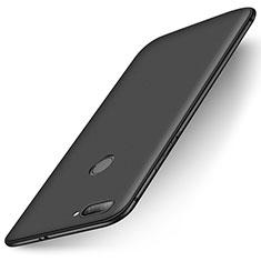 Funda Silicona Ultrafina Goma Carcasa S01 para Huawei Nova 2 Negro