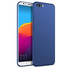 Funda Silicona Ultrafina Goma Carcasa S01 para Huawei Nova 2S Azul