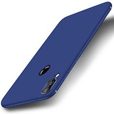 Funda Silicona Ultrafina Goma Carcasa S01 para Huawei Nova 3e Azul