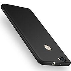 Funda Silicona Ultrafina Goma Carcasa S01 para Huawei Nova Negro