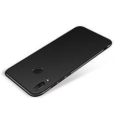 Funda Silicona Ultrafina Goma Carcasa S01 para Huawei P Smart+ Plus Negro