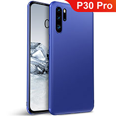 Funda Silicona Ultrafina Goma Carcasa S01 para Huawei P30 Pro Azul
