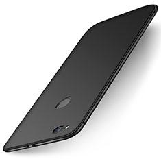 Funda Silicona Ultrafina Goma Carcasa S01 para Huawei P9 Lite (2017) Negro