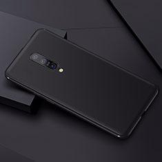 Funda Silicona Ultrafina Goma Carcasa S01 para OnePlus 7 Pro Negro