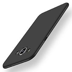 Funda Silicona Ultrafina Goma Carcasa S01 para Samsung Galaxy A5 Duos SM-500F Negro