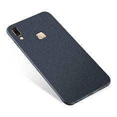 Funda Silicona Ultrafina Goma Carcasa S01 para Samsung Galaxy A9 Star SM-G8850 Azul