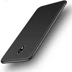 Funda Silicona Ultrafina Goma Carcasa S01 para Samsung Galaxy J3 (2017) J330F DS Negro