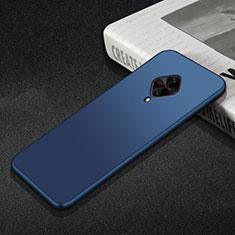 Funda Silicona Ultrafina Goma Carcasa S01 para Vivo X50 Lite Azul