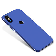 Funda Silicona Ultrafina Goma Carcasa S01 para Xiaomi Mi A2 Azul