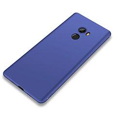 Funda Silicona Ultrafina Goma Carcasa S01 para Xiaomi Mi Mix 2 Azul