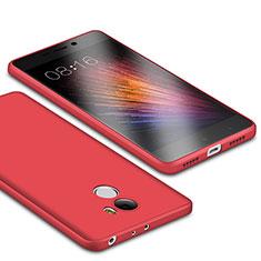Funda Silicona Ultrafina Goma Carcasa S01 para Xiaomi Redmi 4 Standard Edition Rojo