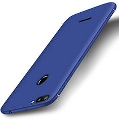 Funda Silicona Ultrafina Goma Carcasa S01 para Xiaomi Redmi 6 Azul