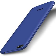 Funda Silicona Ultrafina Goma Carcasa S01 para Xiaomi Redmi 6A Azul
