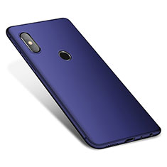 Funda Silicona Ultrafina Goma Carcasa S01 para Xiaomi Redmi Note 5 AI Dual Camera Azul