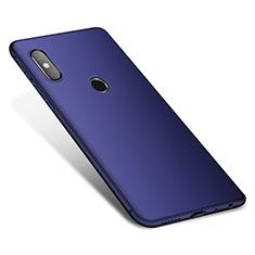 Funda Silicona Ultrafina Goma Carcasa S01 para Xiaomi Redmi Note 5 Azul