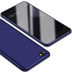 Funda Silicona Ultrafina Goma Carcasa S01 para Xiaomi Redmi Note 5A Standard Edition Azul
