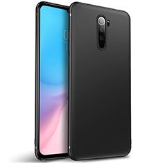 Funda Silicona Ultrafina Goma Carcasa S01 para Xiaomi Redmi Note 8 Pro Negro
