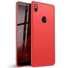 Funda Silicona Ultrafina Goma Carcasa S01 para Xiaomi Redmi S2 Rojo