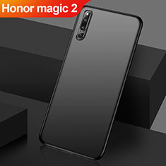 Funda Silicona Ultrafina Goma Carcasa S02 para Huawei Honor Magic 2 Negro