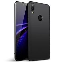 Funda Silicona Ultrafina Goma Carcasa S02 para Huawei Honor Play Negro