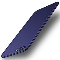 Funda Silicona Ultrafina Goma Carcasa S02 para Huawei Honor V10 Azul