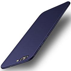 Funda Silicona Ultrafina Goma Carcasa S02 para Huawei Nova 2S Azul