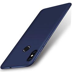 Funda Silicona Ultrafina Goma Carcasa S02 para Xiaomi Mi 8 Azul