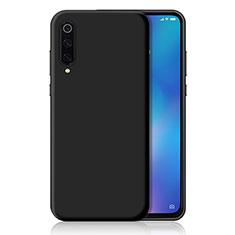 Funda Silicona Ultrafina Goma Carcasa S04 para Xiaomi Mi 9 Pro 5G Negro