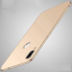 Funda Silicona Ultrafina Goma Carcasa S05 para Xiaomi Redmi Note 7 Pro Oro