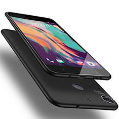 Funda Silicona Ultrafina Goma para HTC Desire 10 Pro Negro